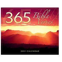 Verse a day callander
