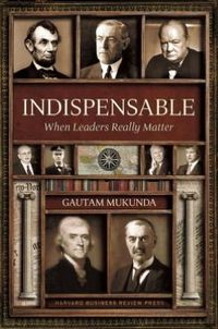 Indispensible book cover