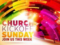 Fall Church Kick Off